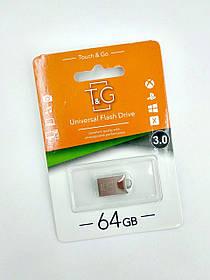 Флеш-накопичувач USB 3.0 64Gb T & G 106 Metal series