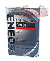 Масло трансмиссионное Eneos Gear Oil GL-5 75W-90 ✔ 0.946 л.