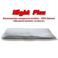 Вкладыш Night plus для подгузника Waterproof 100% хлопок - ART-0000037