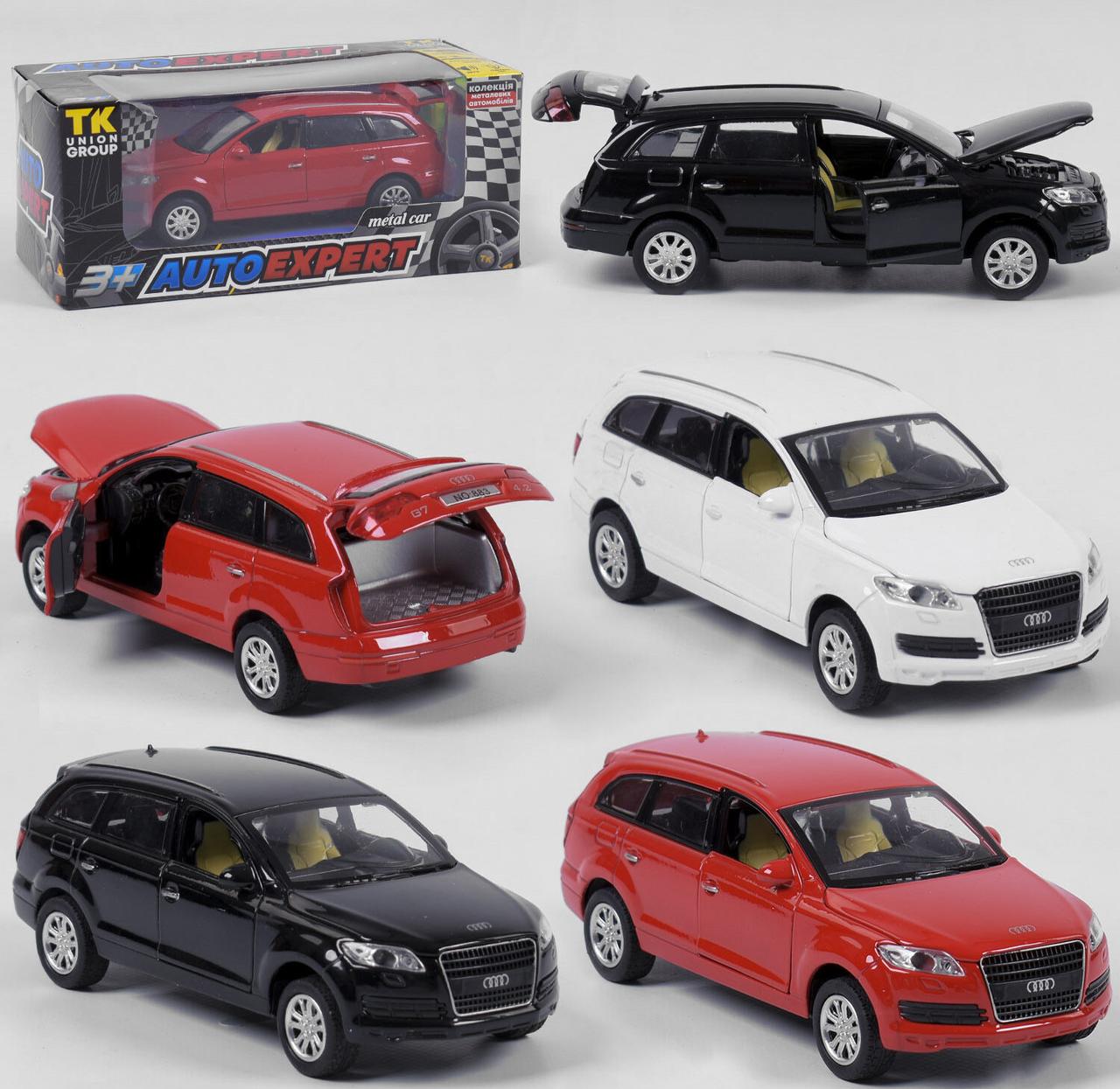Машина металева Audi TK Group 21*10*9 см (92796 W)