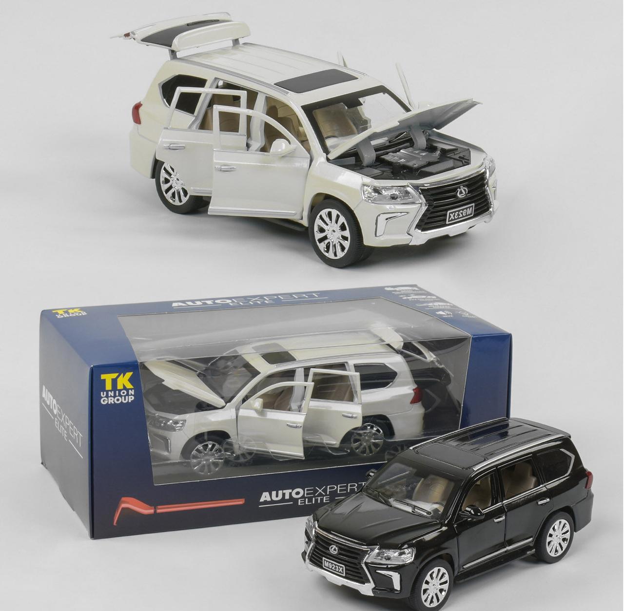 Машина металева TK Group Lexus  28*14*11 см (EL 9218)