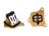 Лепестковый клапан Honda DIO AF34/35 (3 болта) KOMATCU