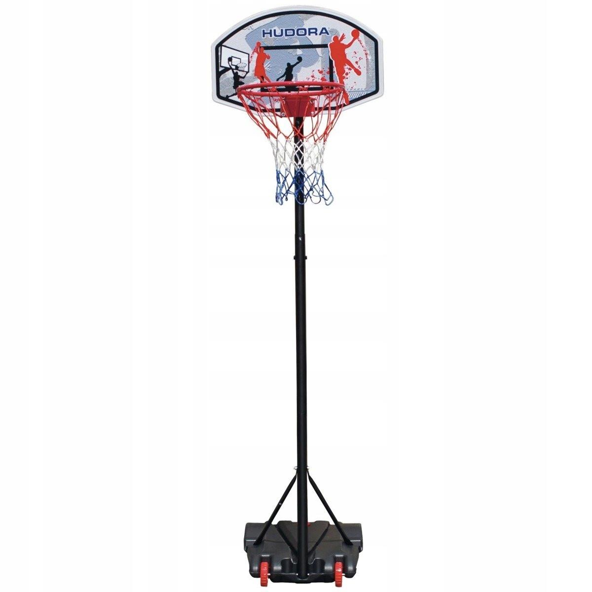 Баскетбольна стійка Hudora All Stars 165 - 205