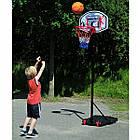 Баскетбольна стійка Hudora All Stars 165 - 205, фото 3