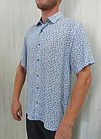 Мужская рубашка FLP. mod.47000. Размеры: M,L,XL,2XL., фото 1