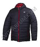 Мужская зимняя куртка nike, куртки найк (реплика)
