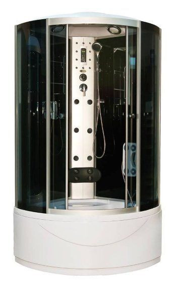 Гидромассажный бокс Serena SE-32113G, 1000х1000х2150 мм