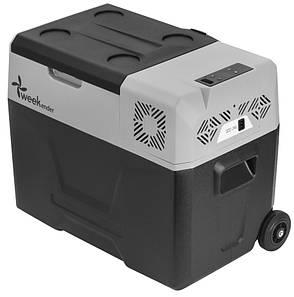 Холодильник-компрессор Weekender CX40 40 литров 586*378*475MM, фото 2