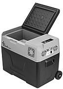 Холодильник-компрессор Weekender CX40 40 литров 586*378*475MM, Автохолодильник, 12/24/220 Вольт