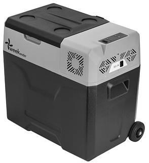 Холодильник-компрессор Weekender CX50 50 литров 586*378*545MM, фото 2