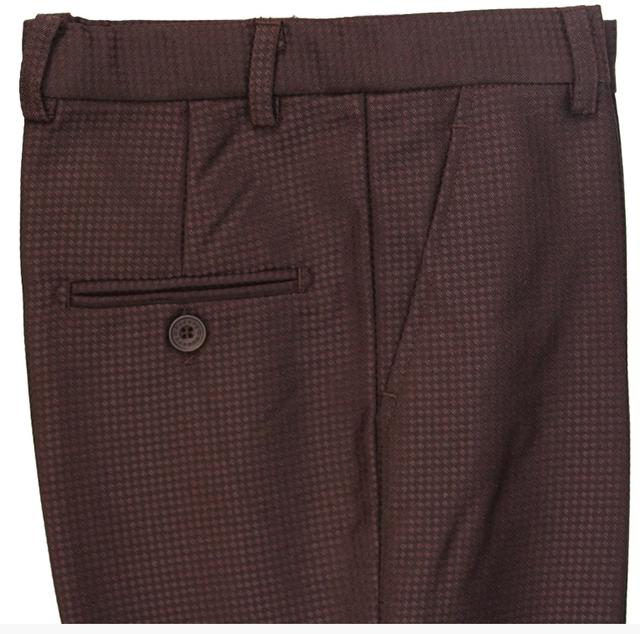 шкільні брюки чорні в клітку для хлопчика