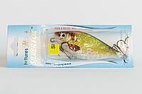 Воблер Silver Fox Jerk 10cm 50g W-JRA-112-100-SI