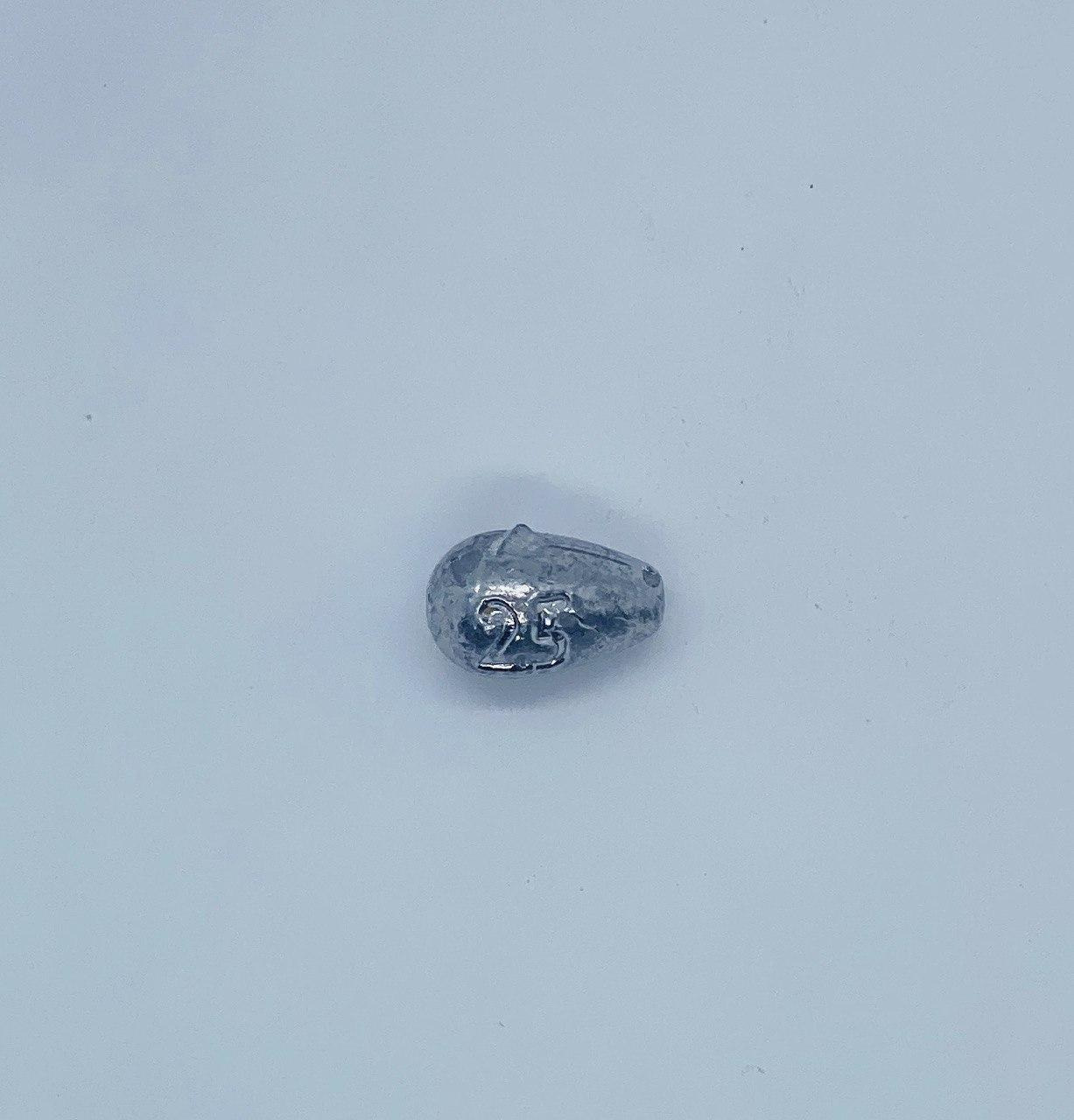 Груз Оливка скользящая 10g 100шт