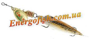 Блесна Mepps Aglia TW Streamer 3 Gold блистер