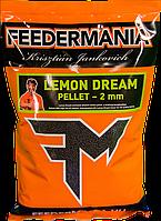 Micro Pellet Feedermania 2mm 800g Lemon Dream