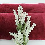 Плед микрофибра нежный, полуторное покрывало на кровать, фото 9