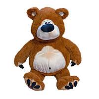 Мягкая игрушка Золушка Медведь большой 95 см Коричневый (473)