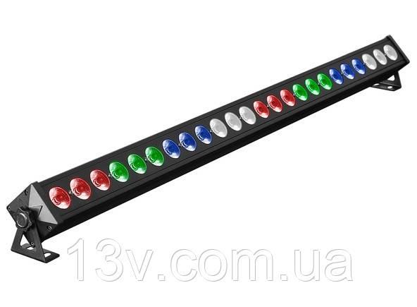 Светодиодная панель New Light PL-32C-BAT LED Bar RGB 3 в 1