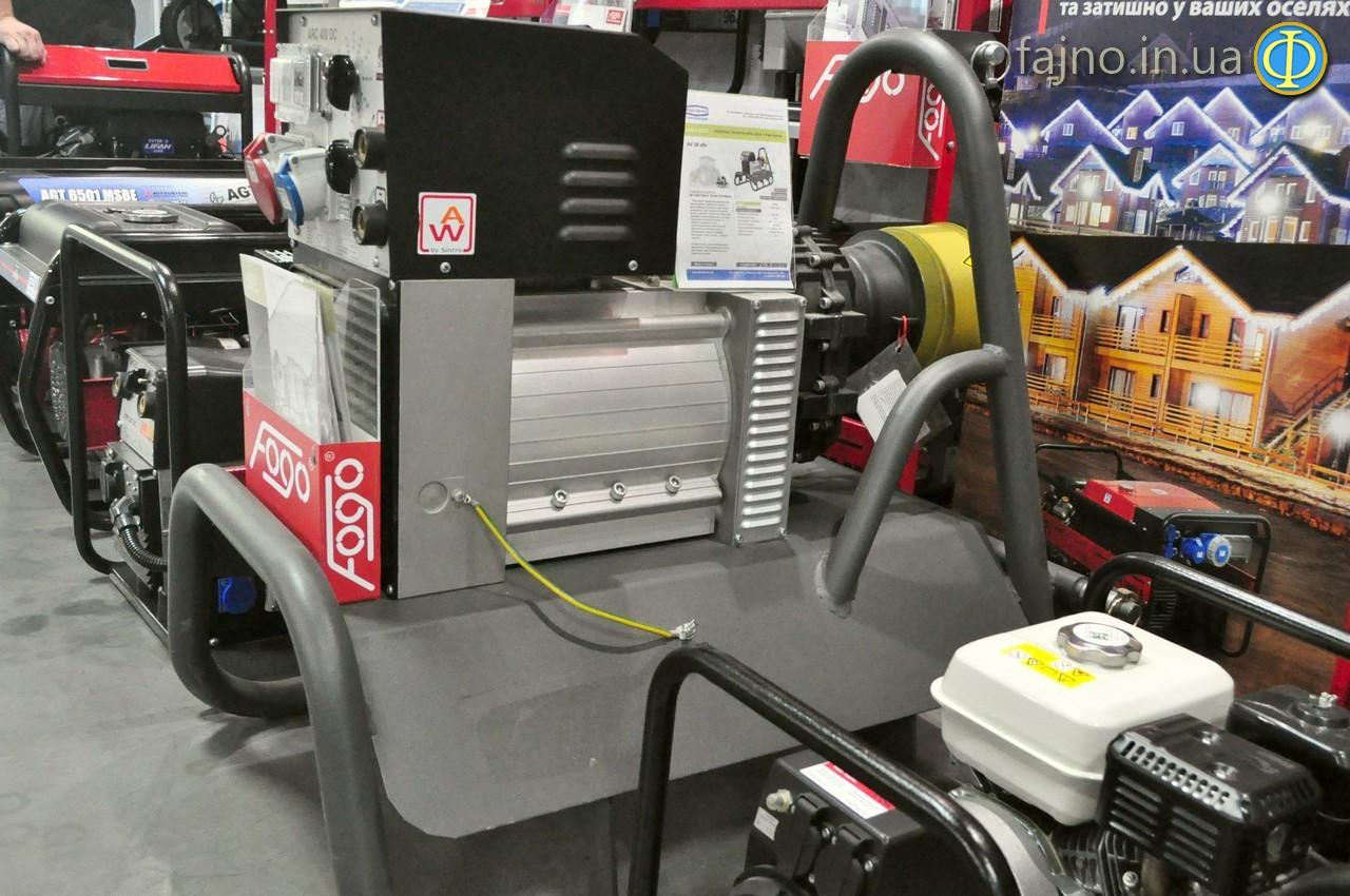 Тракторный агрегат AgroWeld ARC400TDC