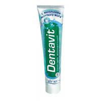 DENTAVIT Зубная паста фторсодержащая - С минералами Мертвого моря, 160 г