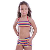 Купальник для плавания раздельный детский ARENA RAINBOW AR-15670 возраст 6-14 лет цвета в ассортименте