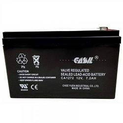 12V, 7,2Аh аккумулятор Casil , свинцово-кислотный, CA1272