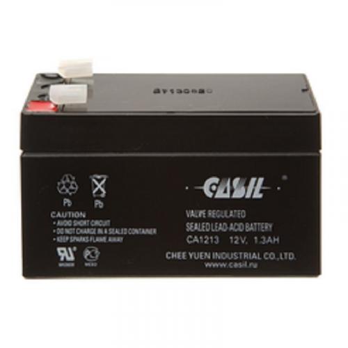 12V, 1,3 Аһ акумулятор Casіl , свинцево-кислотний, CA1213