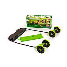 Тренажер Revoflex Xtreme Черно-зеленый (aflamsl)