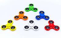 Спиннер Fidget Spinner FI-6282 (пластик, металл, ABEC7, цвета в ассортименте)