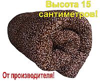 Матрас ватный 140*190 (двухспальный) Главтекстиль комфорт
