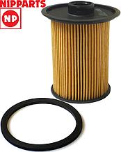 Топливный фильтр на Renault Trafic / Opel Vivaro 1.9dCi (2001-2006) Nipparts (Нидерланды) J1331037