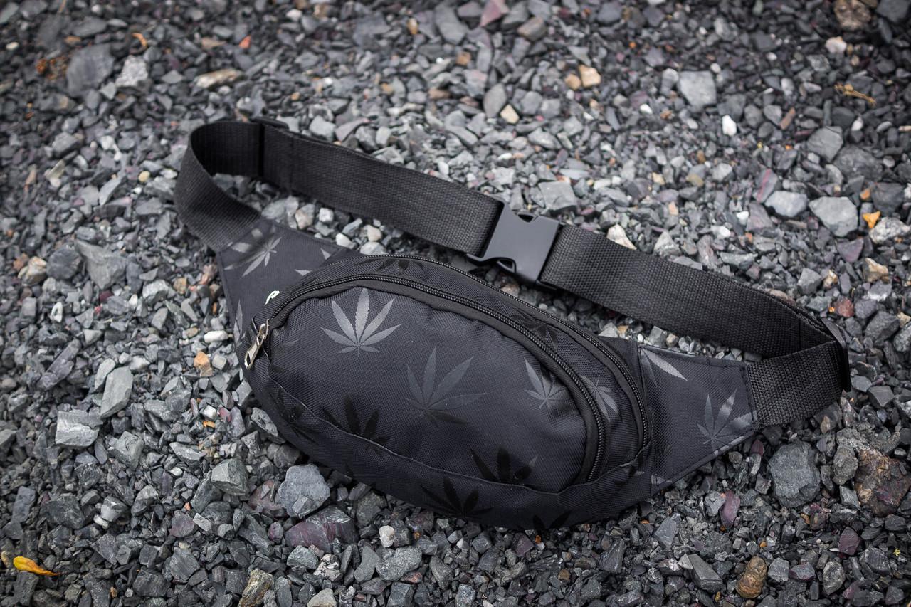 Поясная сумка HAMP black