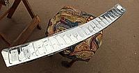 Накладка на задний бампер для Renault Lodgy, Рено Лоджи