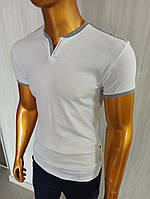 Мужская футболка MSY. 21373-7750. Размеры: M,L,XL,XXL,XXXL., фото 1