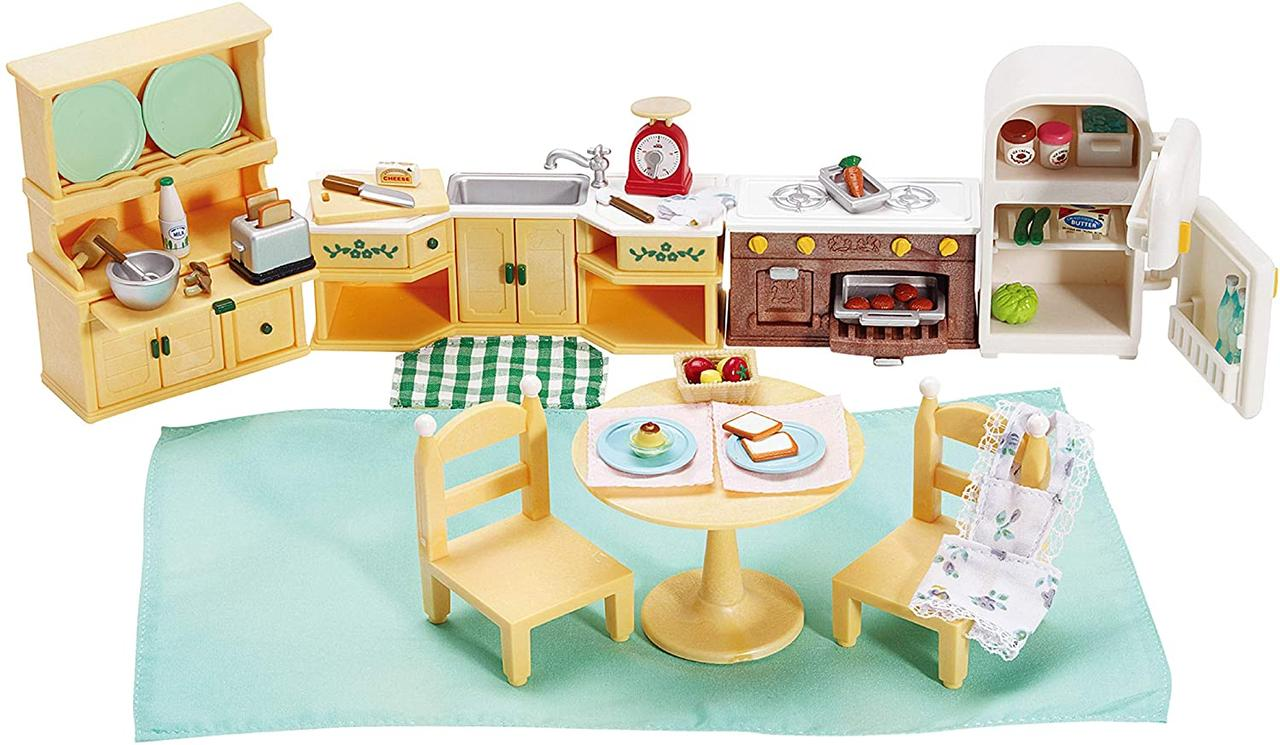 Sylvanian Families Кухня делюкс Calico Critters