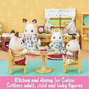 Sylvanian Families Кухня делюкс Calico Critters, фото 4