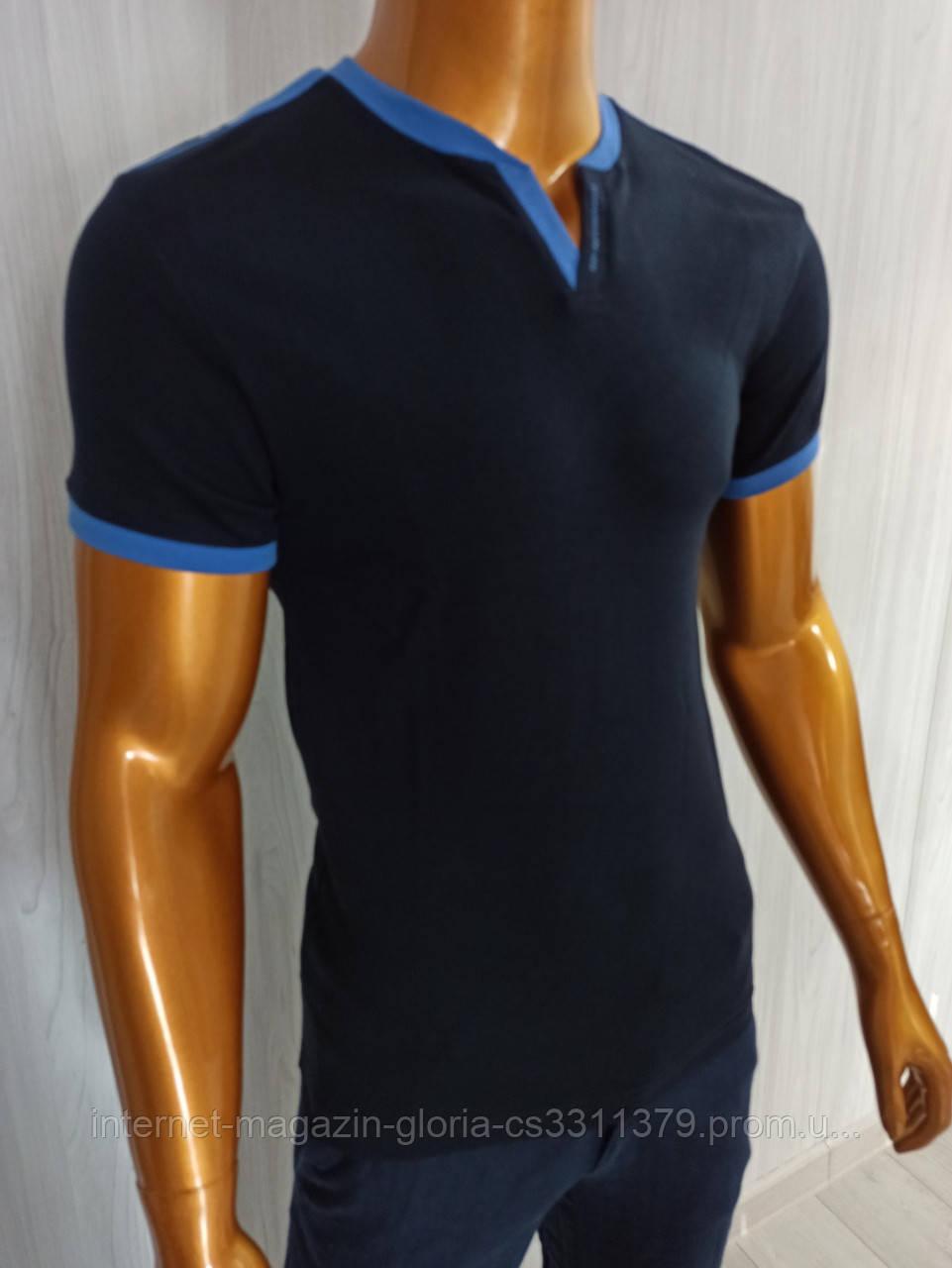 Мужская футболка MSY. 21373-8152. Размеры: M,L,XL,XXL,XXXL.
