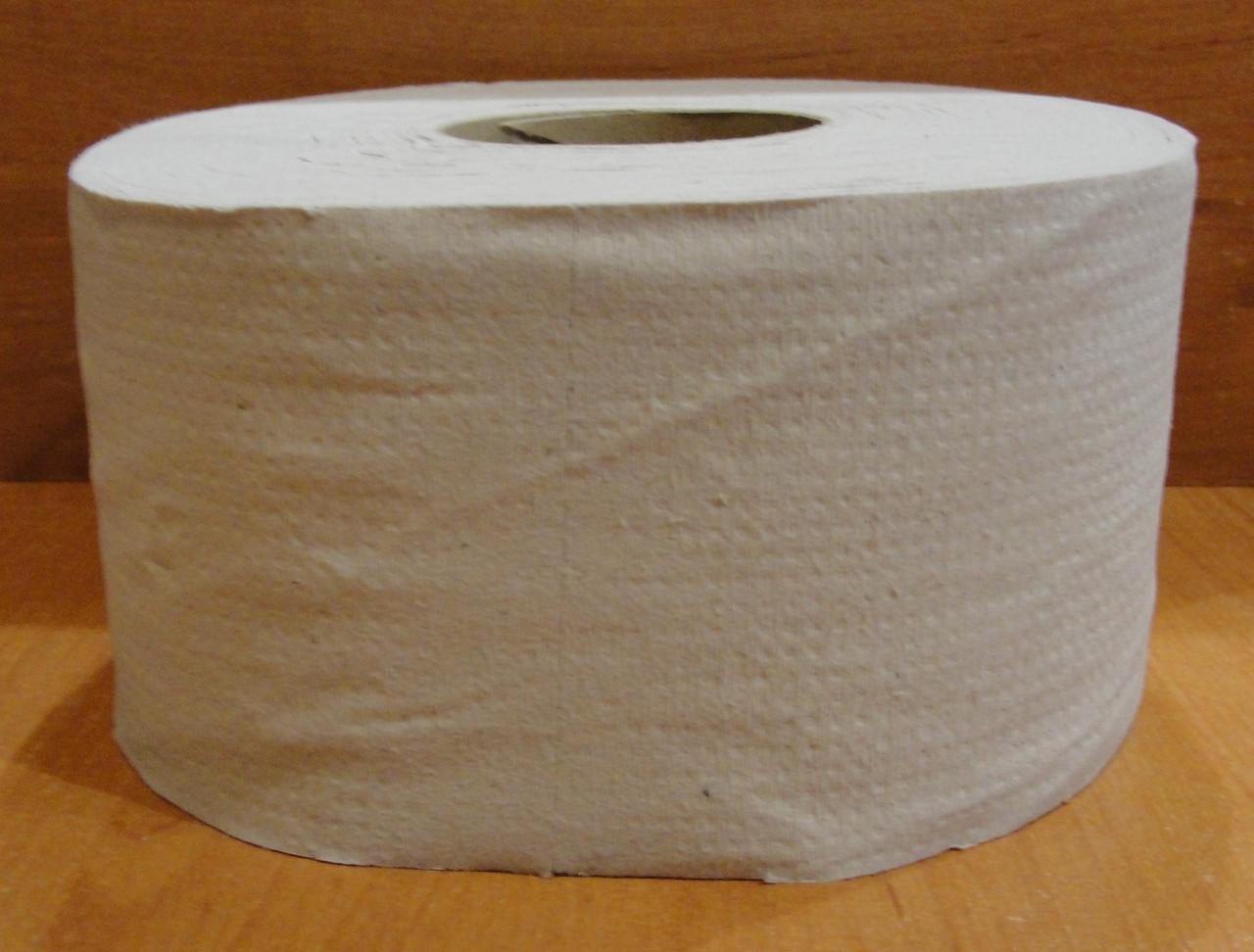 Туалетная бумага Джамбо макулатурная