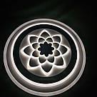 Люстра LED стельова JLY-085 D500 99W+99W, фото 2
