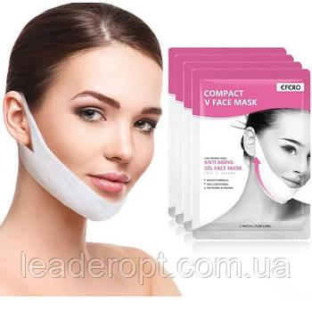 ОПТ Зміцнююча ліфтинг-маска для обличчя Compact V Face Mask