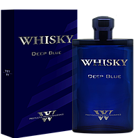 Whisky DEEP BLUE edt 90ml