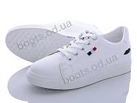 """Кроссовки  женские """"Xifa"""" #ABD-1. р-р 37-42. Цвет белый. Оптом"""