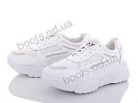 """Кроссовки  женские """"Xifa"""" #ADH-1. р-р 36-41. Цвет белый. Оптом"""