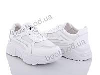 """Кроссовки  женские """"Xifa"""" #ADH-4. р-р 36-41. Цвет белый. Оптом"""