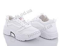 """Кроссовки  женские """"Xifa"""" #ADG-1. р-р 36-41. Цвет белый. Оптом"""