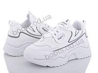 """Кроссовки  женские """"Xifa"""" #ADD-2. р-р 36-41. Цвет белый. Оптом"""