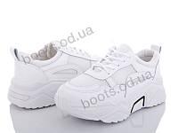 """Кроссовки  женские """"Xifa"""" #ADI-1. р-р 36-41. Цвет белый. Оптом"""