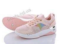 """Кроссовки  женские """"Xifa"""" #X39. р-р 36-41. Цвет розовый. Оптом"""