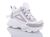 """Кроссовки  женские """"Jin Lan"""" #C302-7A.70-25. р-р 36-40. Цвет белый. Оптом"""