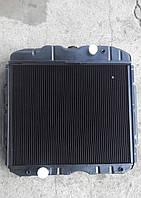 Радиатор Газ-53 охлаждения ГАЗ 53 (3-х рядн.) (пр-во ШААЗ)
